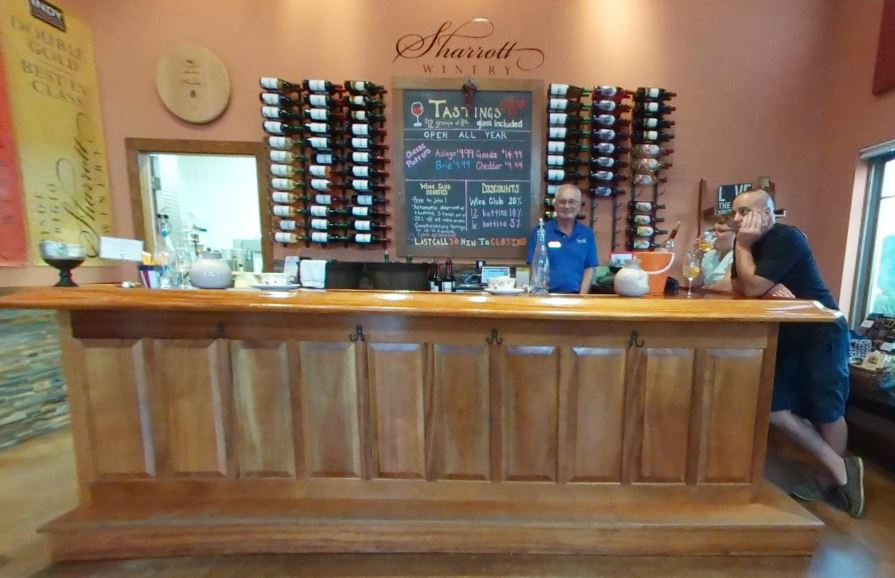 Sharrott Winery New Jersey